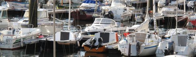 Cherbourg, avant port