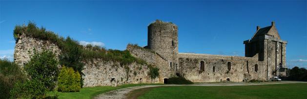 Château de St-Sauveur